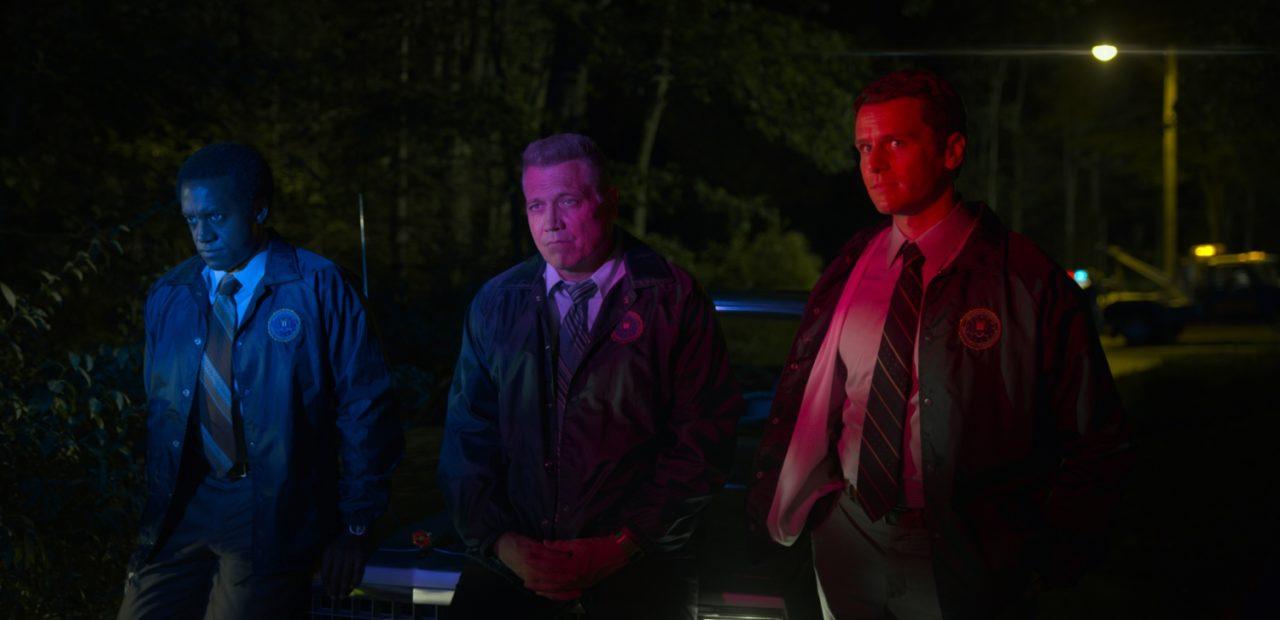 Охотник за разумом (2 сезон, 2019) - Netflix, Дэвид Финчер