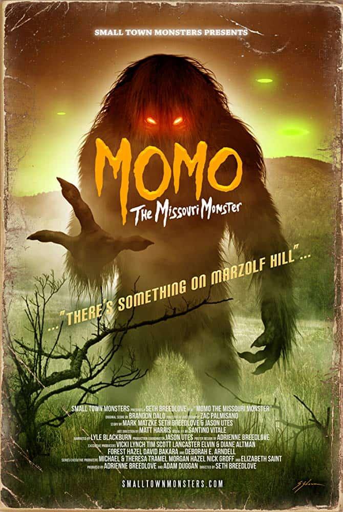 momo: the missouri monster постер
