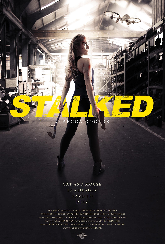 stalked 2019 постер