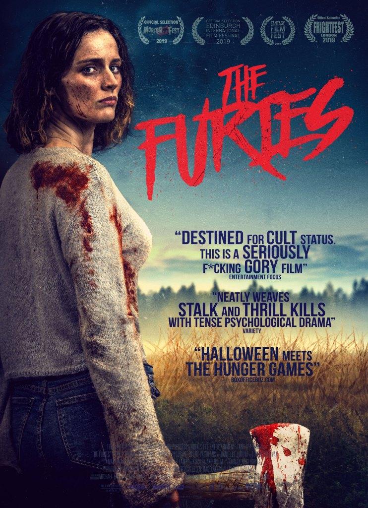 the furies 2019 постер