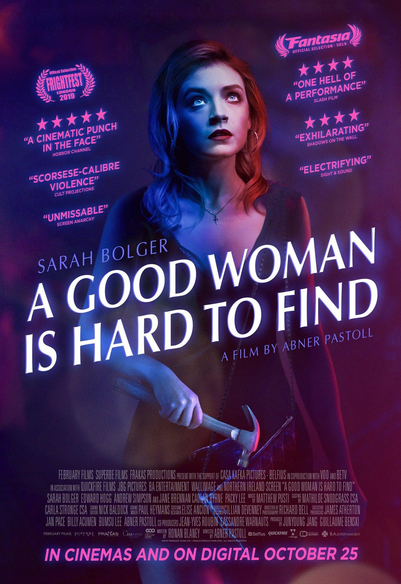 хорошую женщину найти тяжело 2019 постер