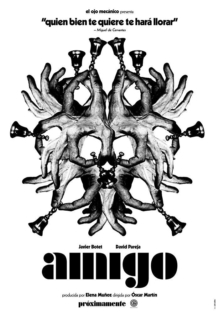 amigo 2019 постер