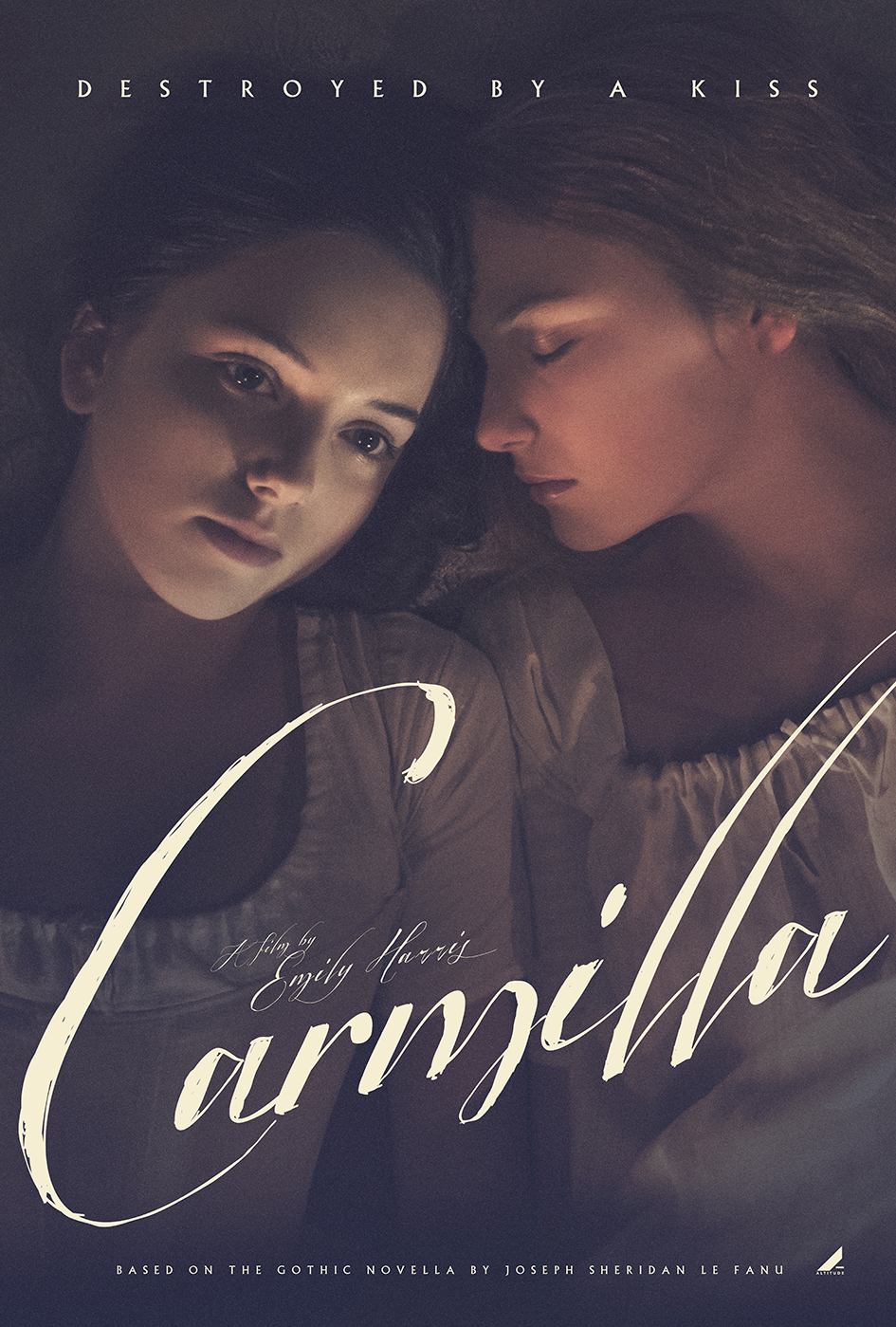 кармилла 2019 постер