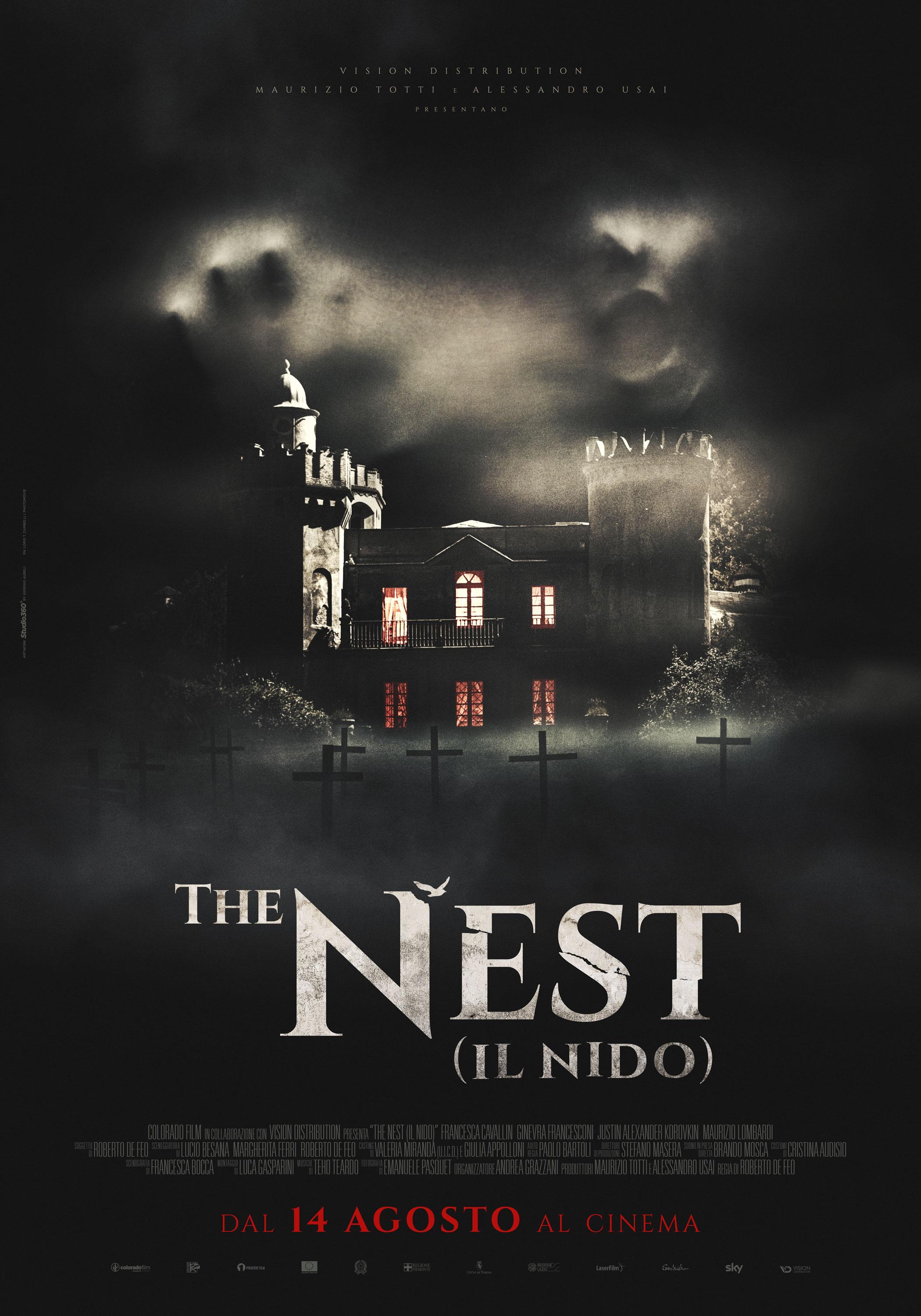 гнездо 2019 постер