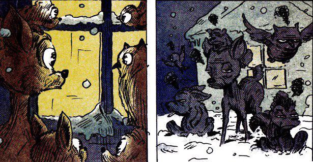 Комикс Пиноккио (Winshluss, 2008)