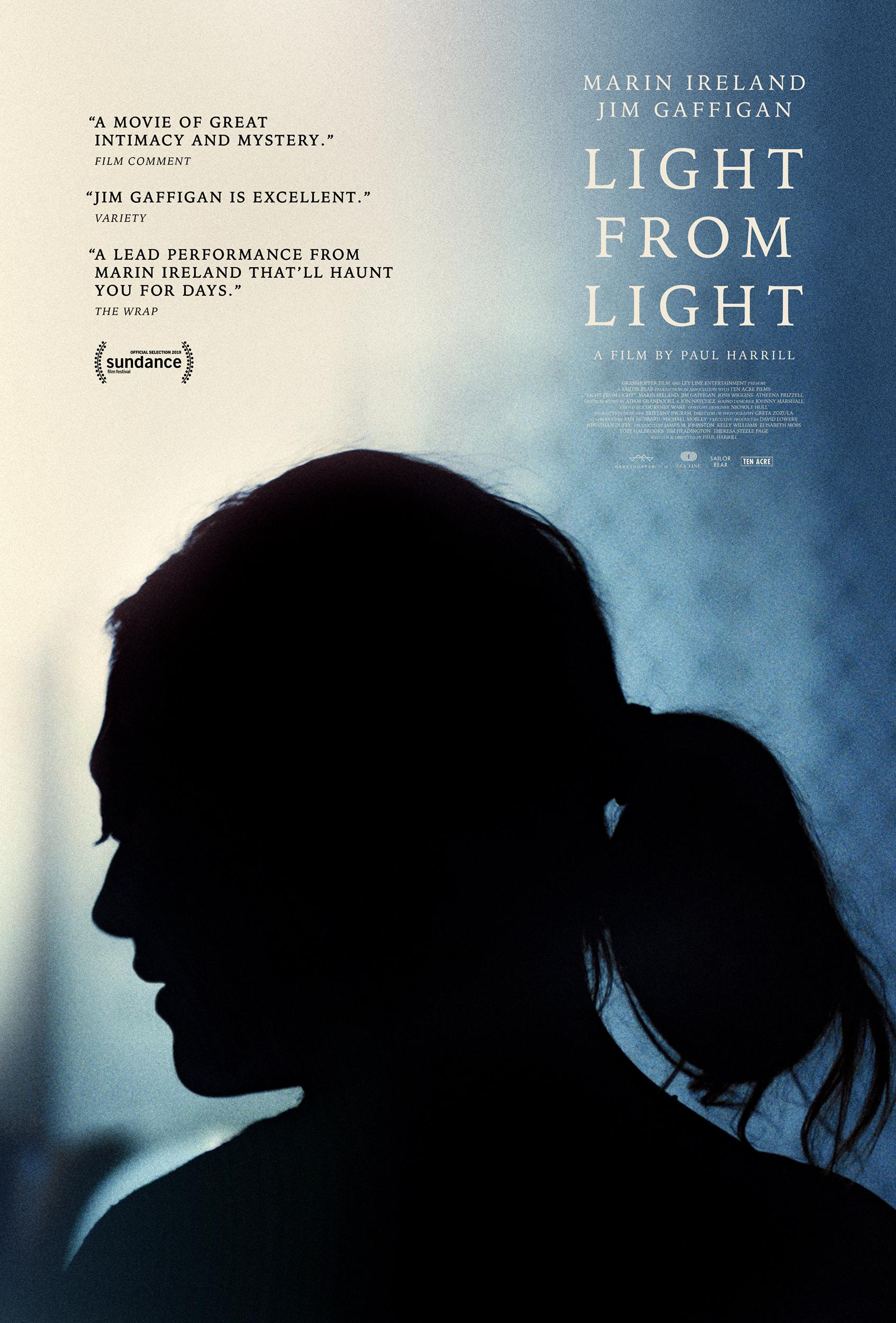 light from light 2019 постер
