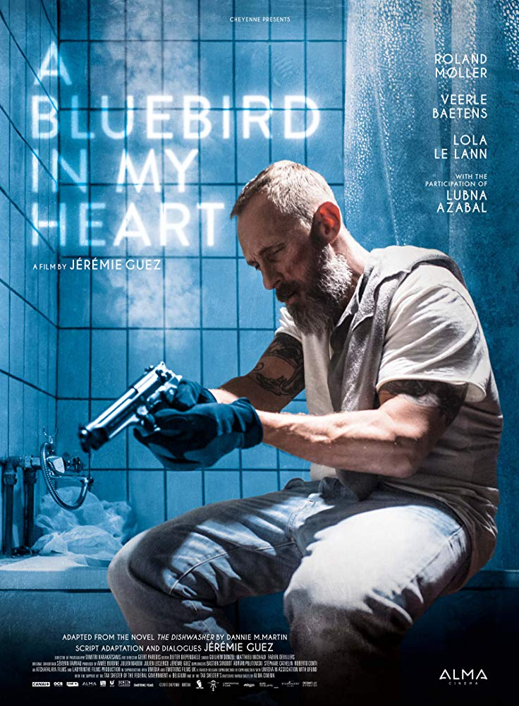 синяя птица в моем сердце 2018 постер