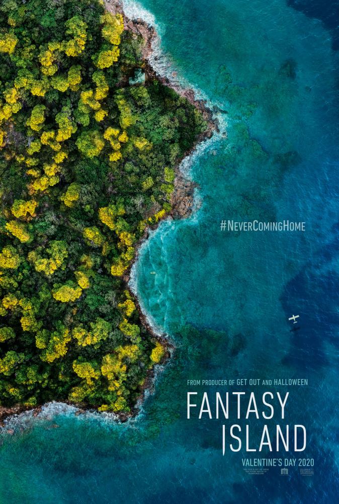 остров фантазий 2020 постер