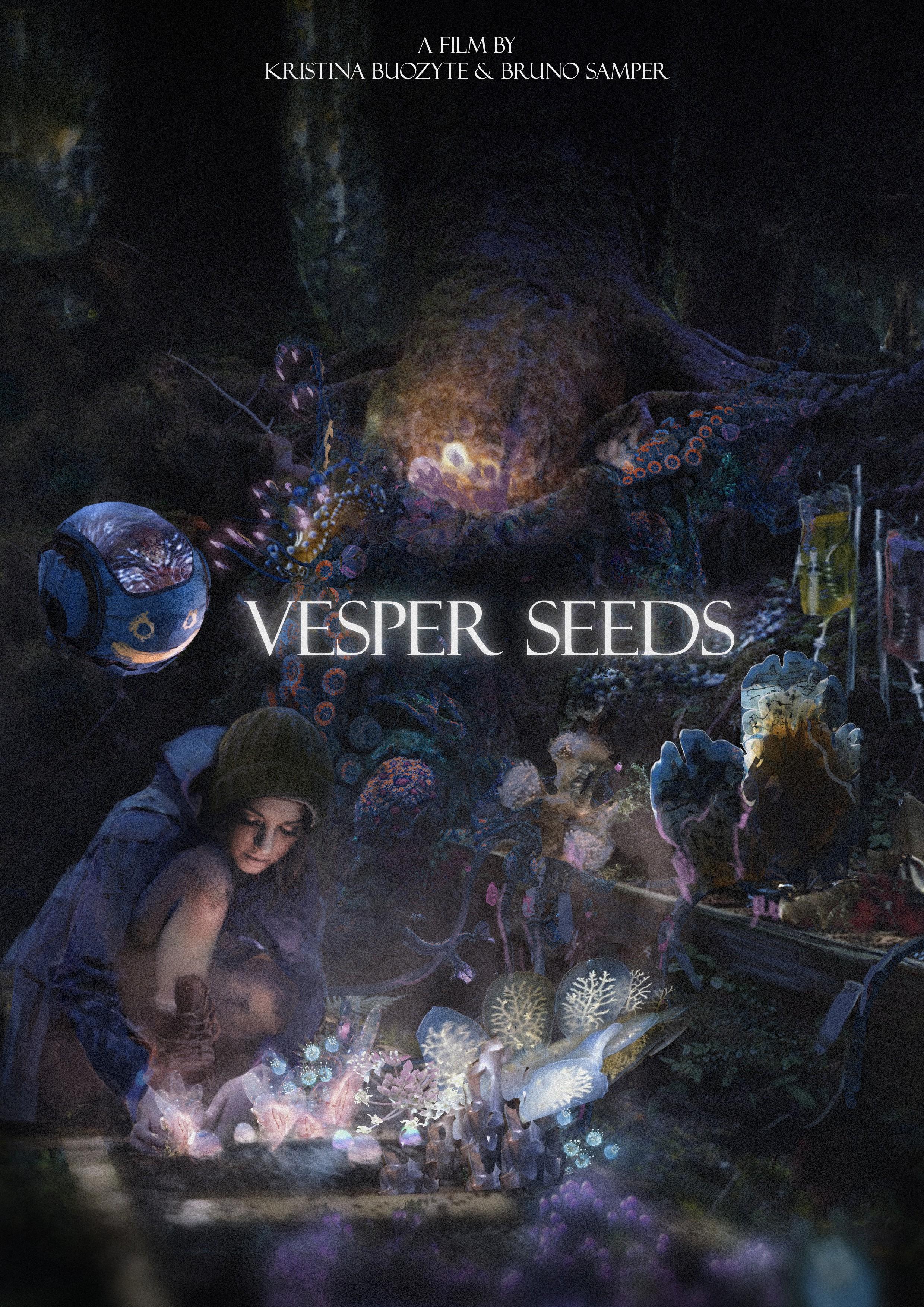 vesper seeds постер
