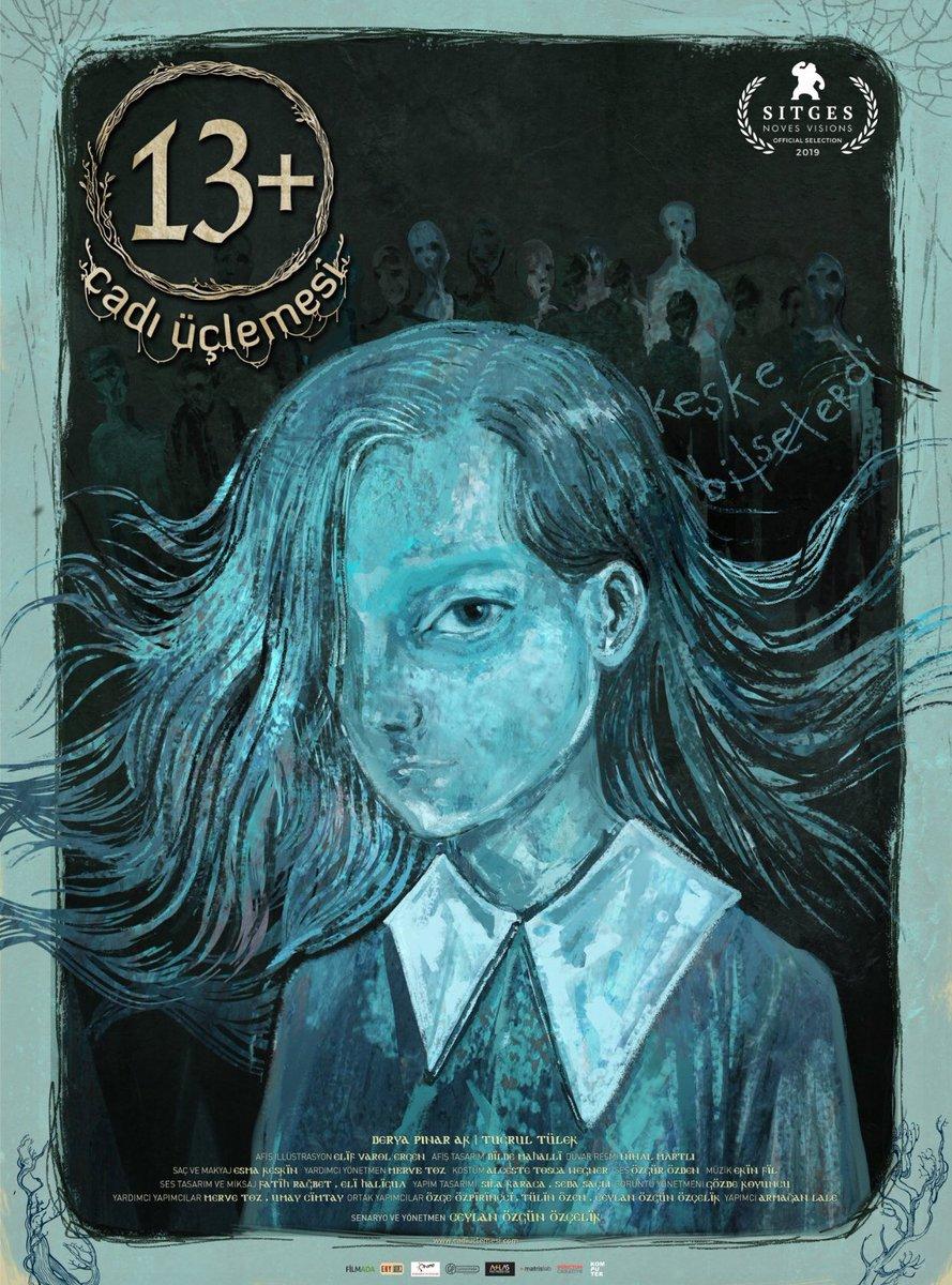 witch trilogy 13+ постер
