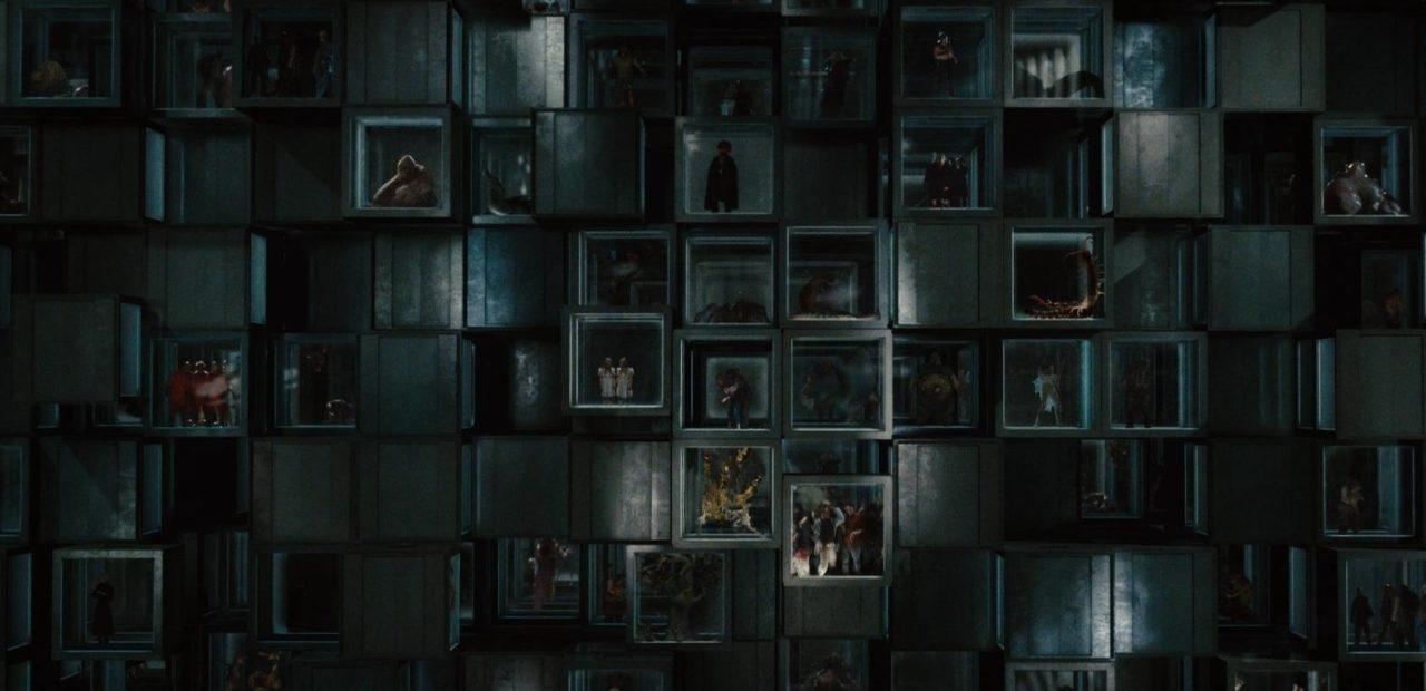 Хижина в лесу 2011 - реж. Дрю Годдард