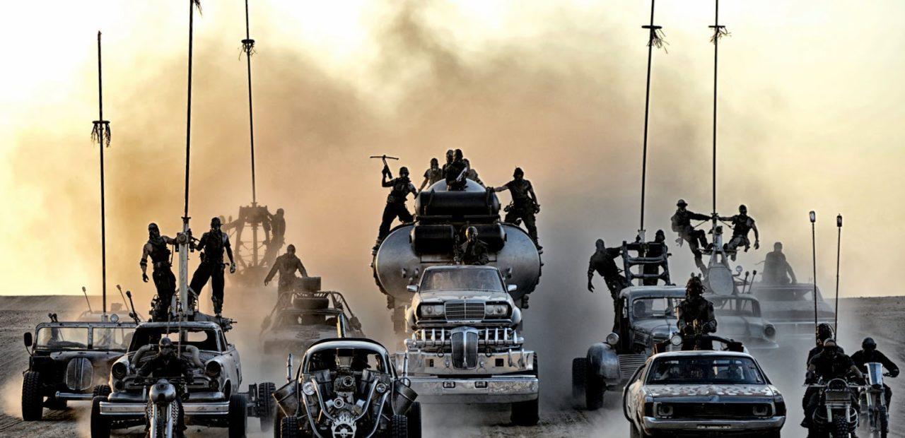 безумный макс: дорога ярости 2015
