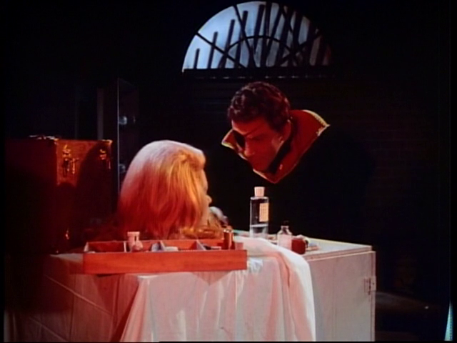 Восковой кошмар 1969 - Бад Таунсенд