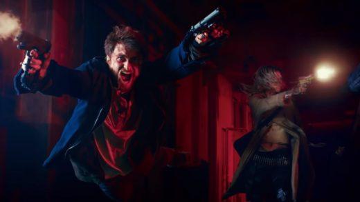 «Огнестрельное» безумие Дэниела Рэдклиффа в трейлере боевика «Безумный Майлз»