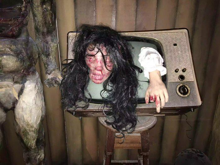 Horror Hotel National Wax Museum Dublin