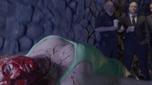 Вокалист Misfits пускается во все тяжкие в трейлере фильма «Веротика»