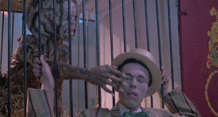Музей восковых фигур 1988 - Энтони Хикокс