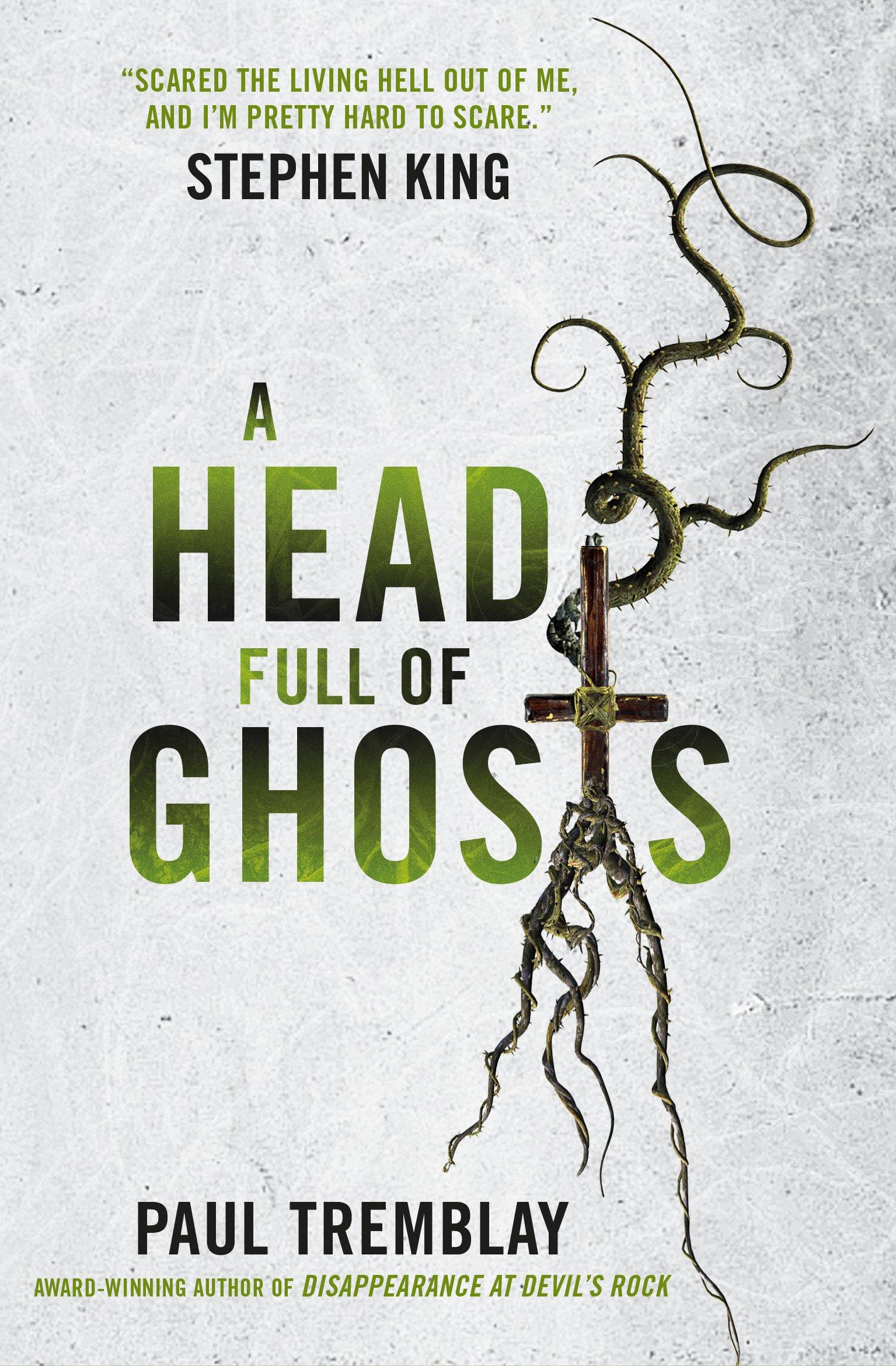 голова, полная призраков