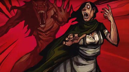 Состоялся релиз тактической хоррор-стратегии Alder's Blood: Prologue