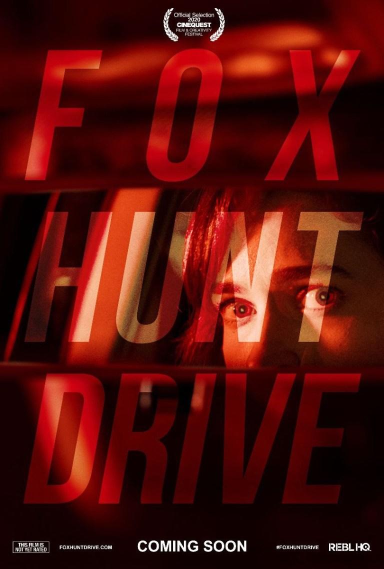fox hunt drive 2020 постер