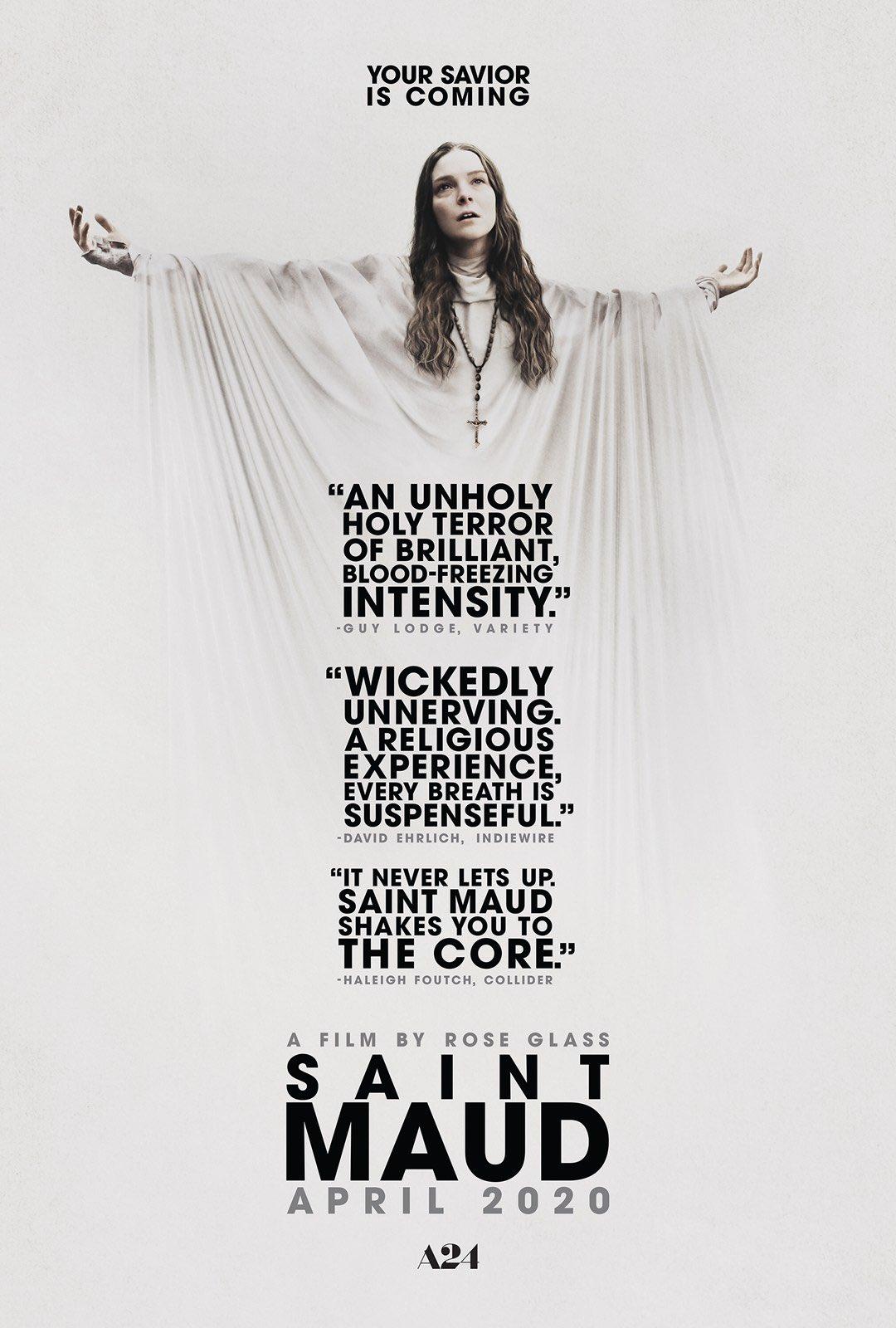 святая мод 2019 постер