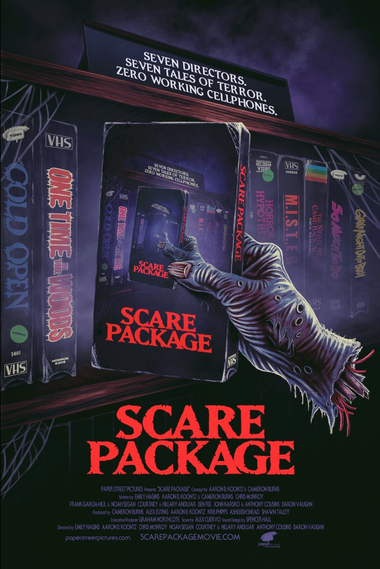 scare package 2019 постер