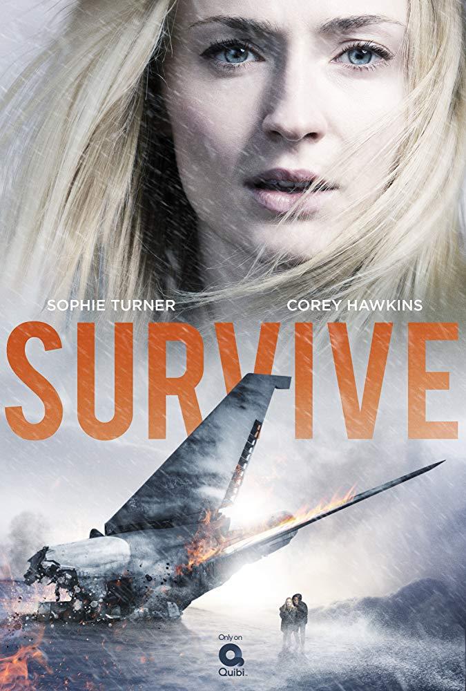 survive 2020 quibi постер