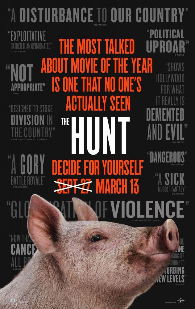 Постер: Охота 2020 - Крэйг Зобел