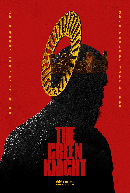зеленый рыцарь 2020 постер