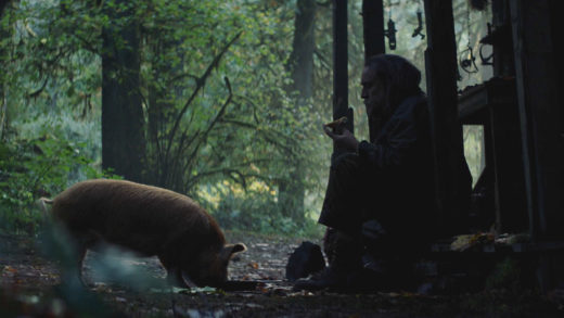 Николас Кейдж сыграл в revenge-триллере с трюфельной свиньей