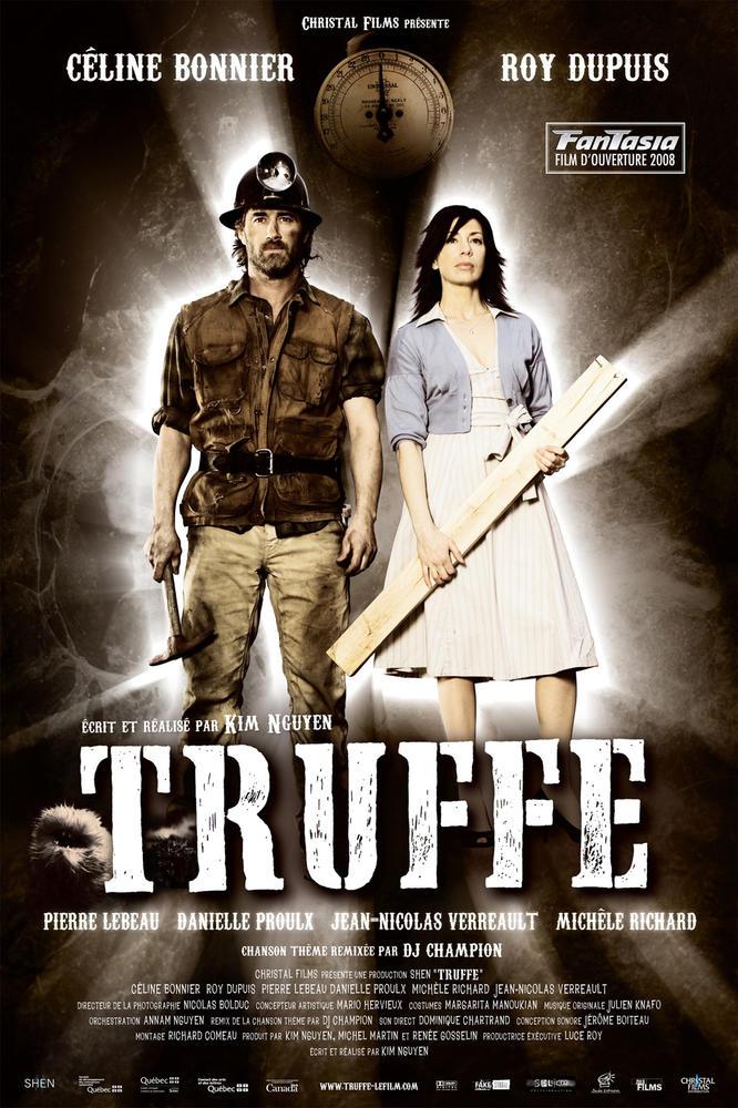 Трюфели 2008 постер