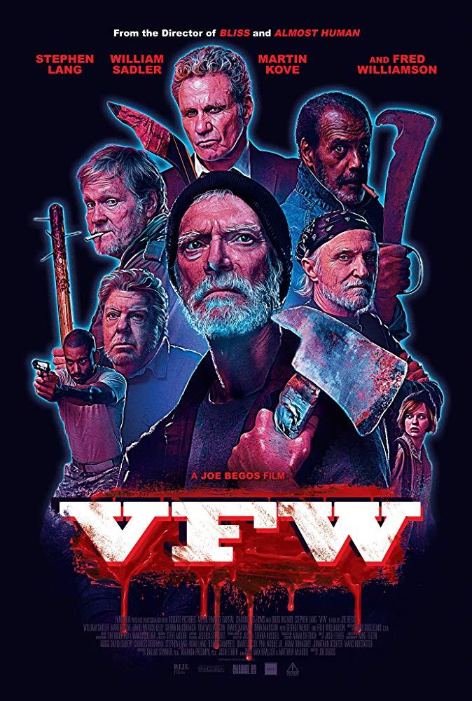 Постер: ветераны зарубежных войн 2019 Джо Бегос