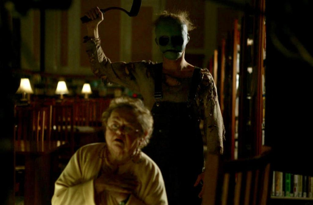 Под маской: Вомхождение Лесли Вернона 2006