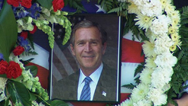 Смерть президента 2006