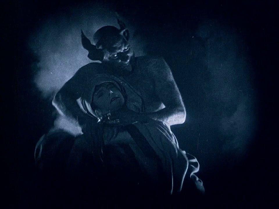 Ведьмы 1922 Беньямин Кристенсен