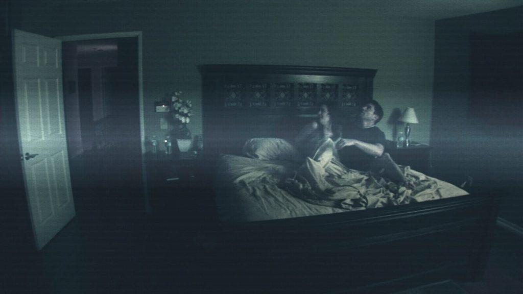 Паранормальное явление 2007 - Орен Пели