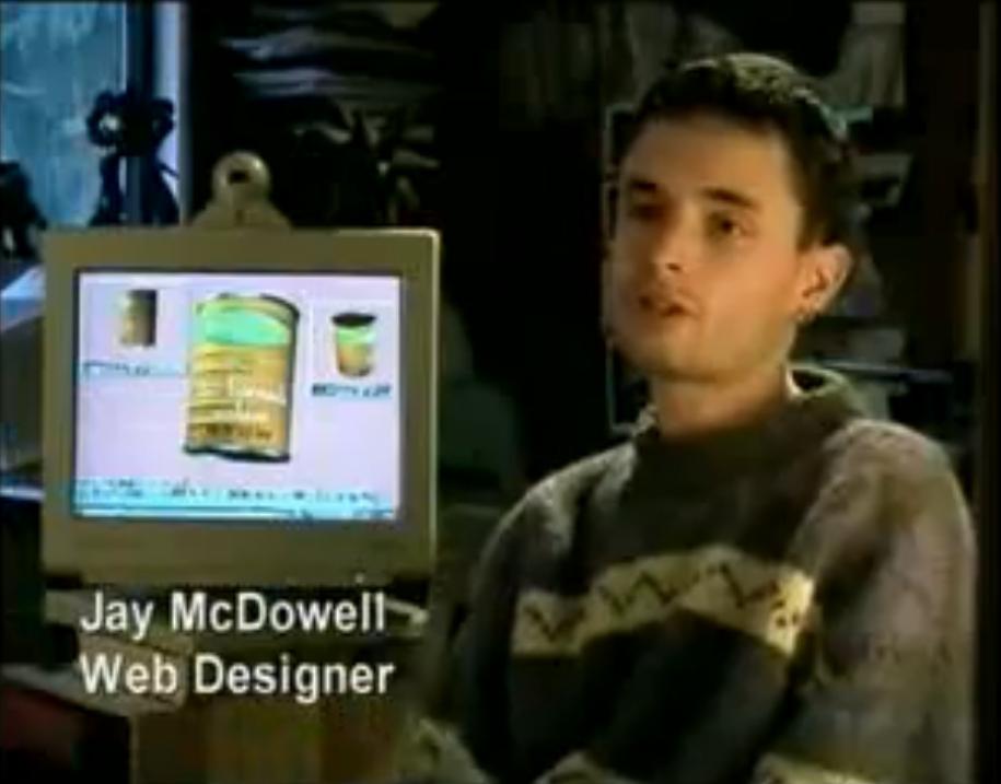 Последняя трансляция 1998