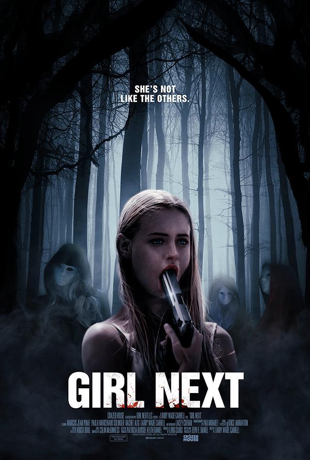 girl next 2020 постер