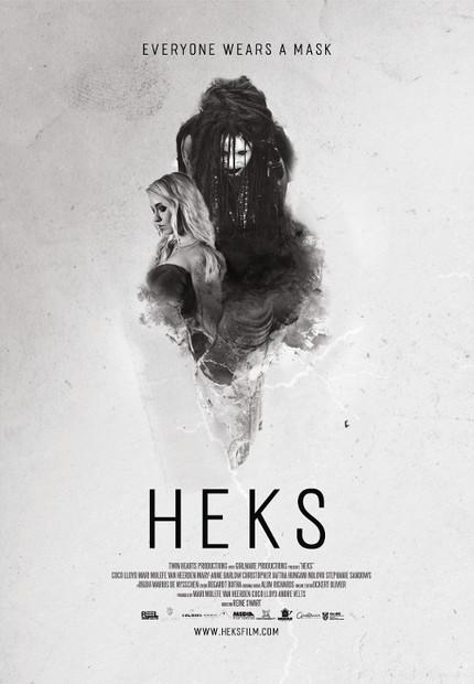 heks постер
