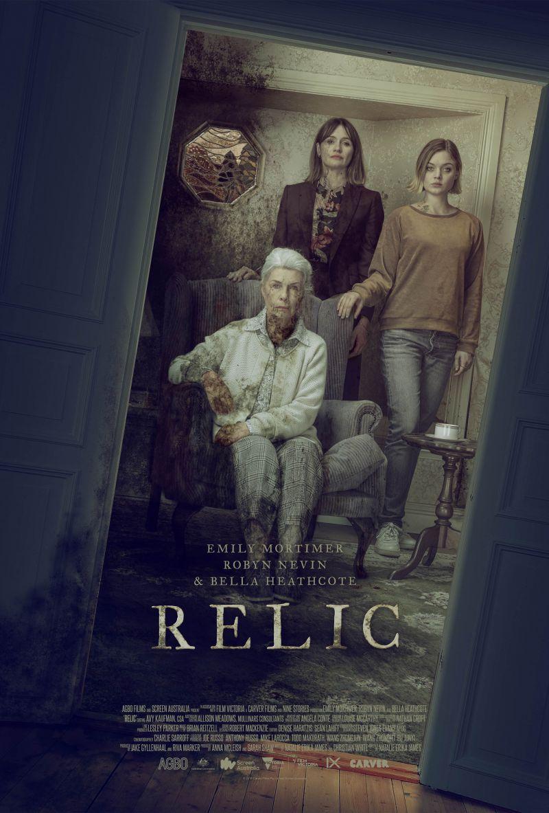 relic 2020 постер