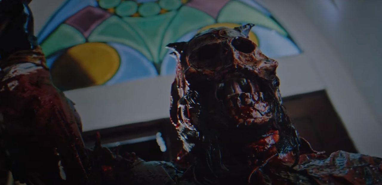 череп: маска 2020