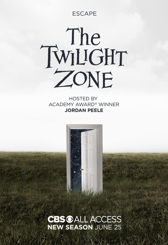 сумеречная зона 2020 постер