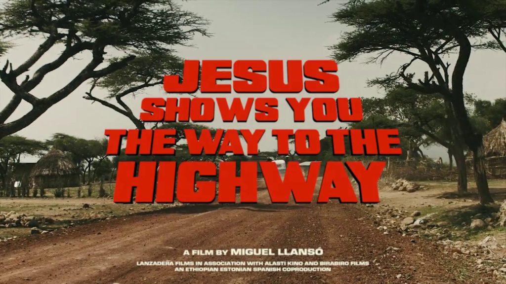 Иисус показывает тебе путь к шоссе 2019