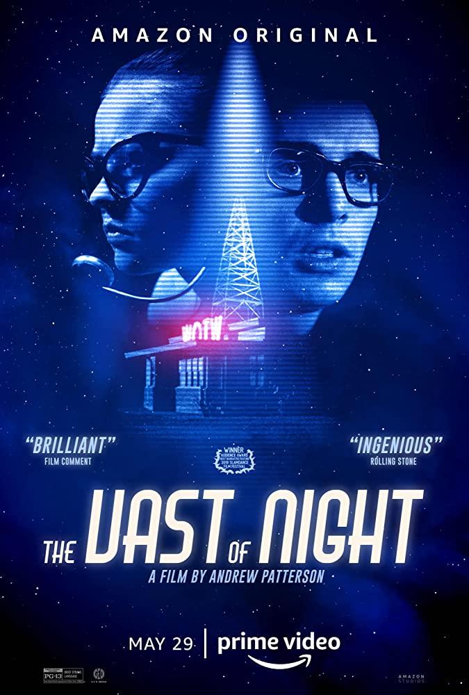 Постер: Бескрайняя ночь 2019