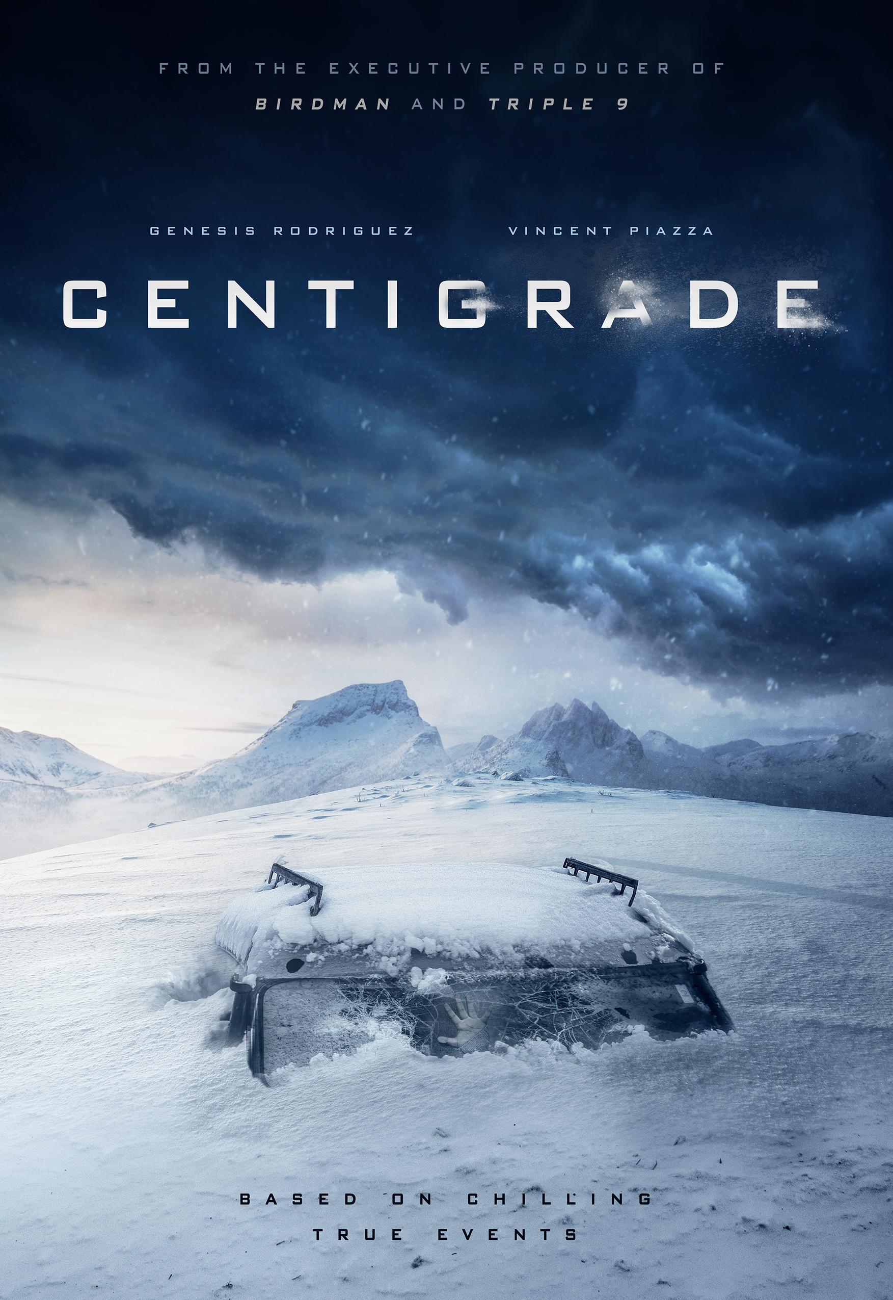 centigrade 2020 постер