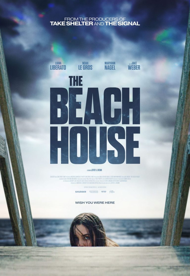 пляжный домик 2019 постер