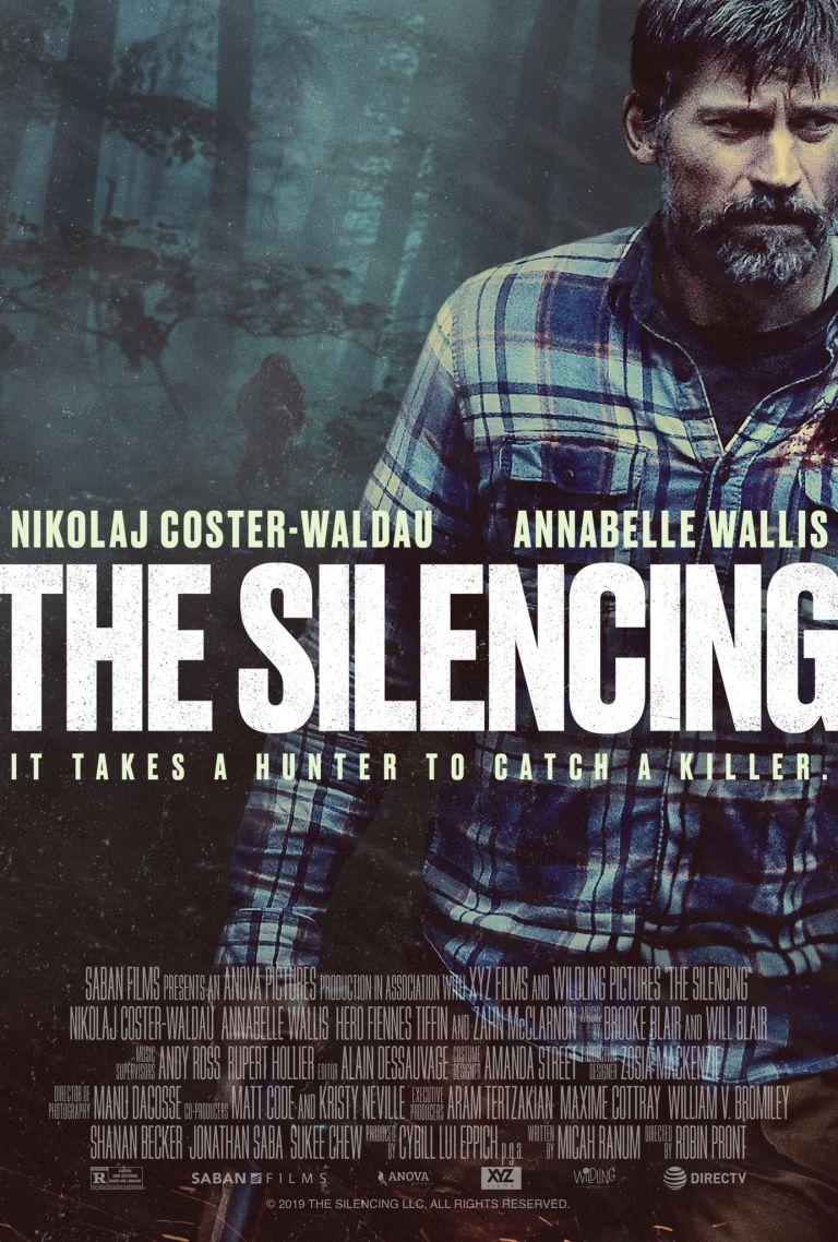 the silencing 2020 постер
