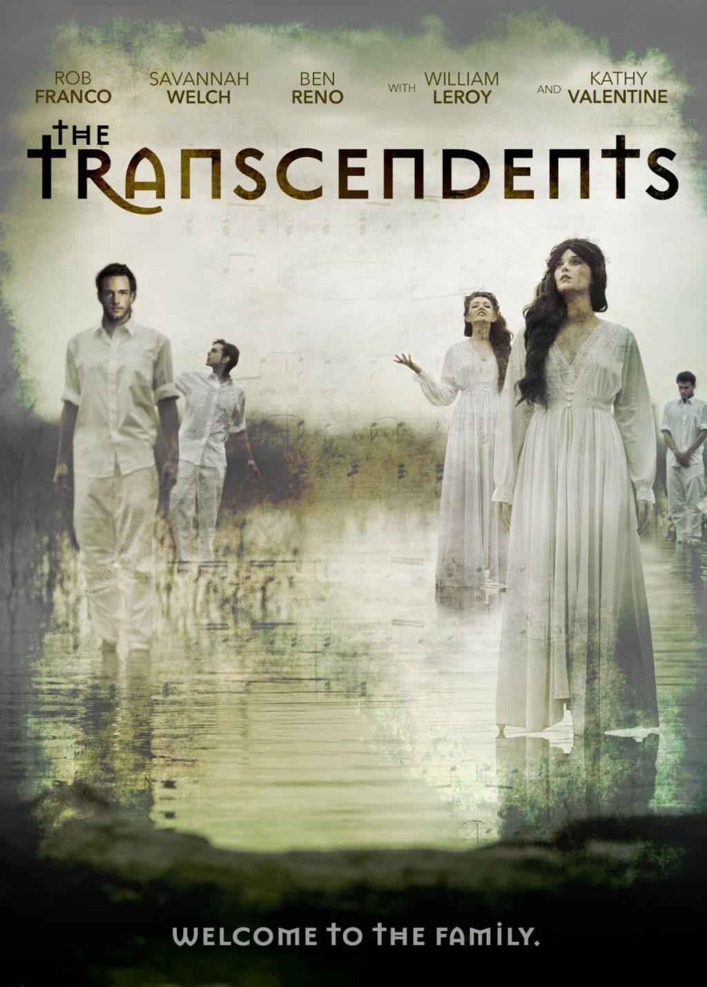 the transcendents 2018 постер