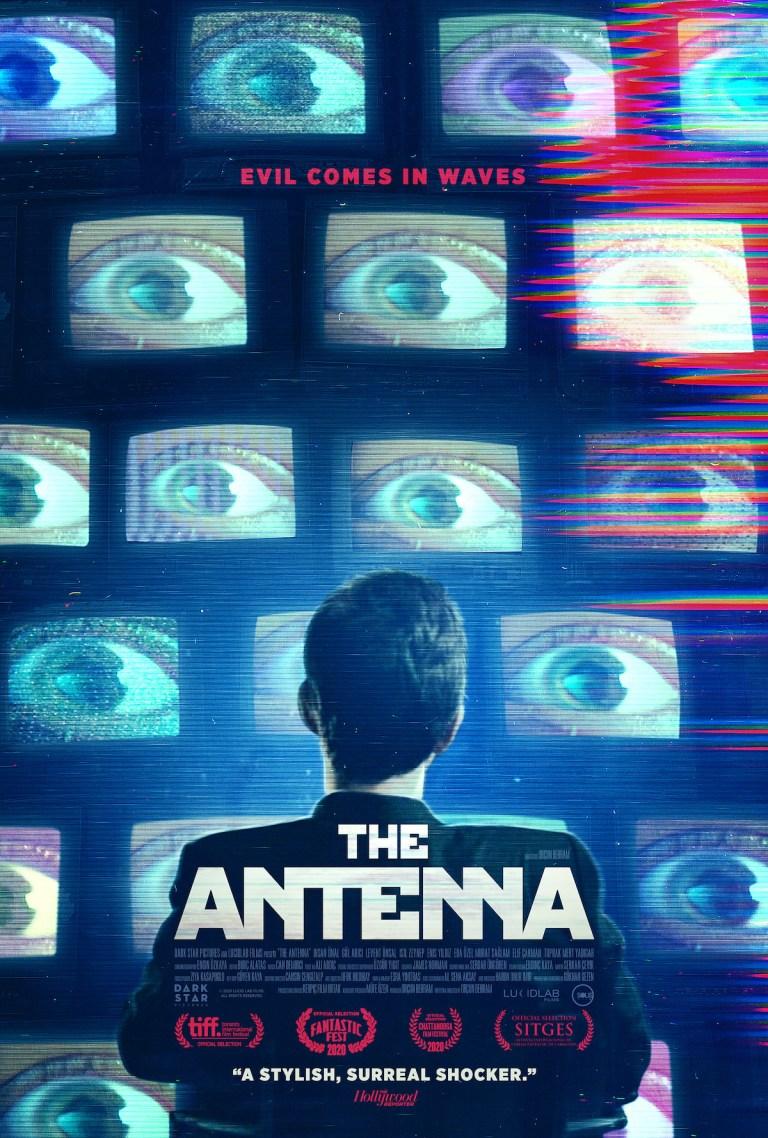 антенна 2019 постер