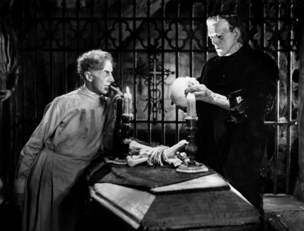 Джеймс Уэйл, «Невеста Франкенштейна» (1935)